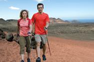 Nordic Walking auf Lanzarote