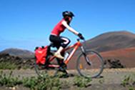 Mit dem Rad auf Lanzarote